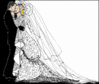 wedding bride groom 5 clip art