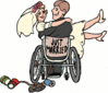 wedding just married 2 clip art