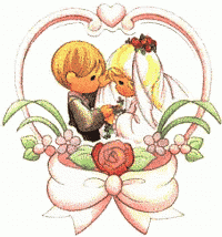 wedding bride groom tykes 2