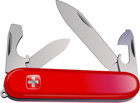 knife Swiss Army Knife