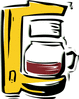 coffee maker 1 clip art