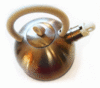 copper tea kettle clip art