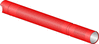 light penlight red clip art