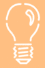 lightbulb outline inverted clip art