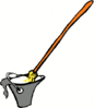 mop and bucket 3 clip art