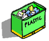recycle bin plastic clip art