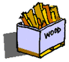 recycle bin wood clip art