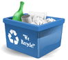 recycling bin clip art