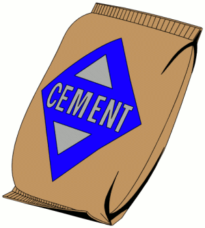 construction bag cement