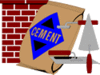 construction Cement 1 clip art