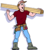 construction Construction Worker 4 clip art