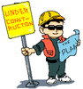 construction construction kid clip art