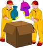 movers clip art