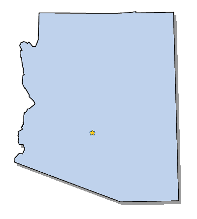 US State arizona