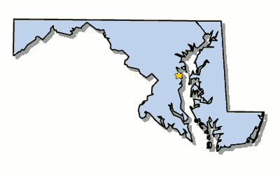 US State maryland