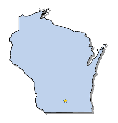 US State wisconsin