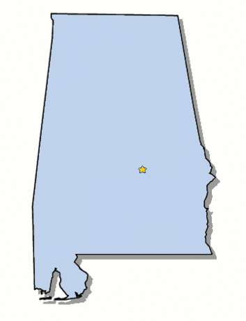 US State alabama