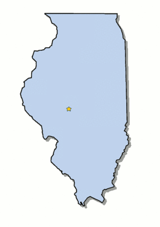 US State illinois