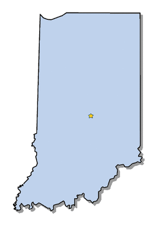 US State indiana
