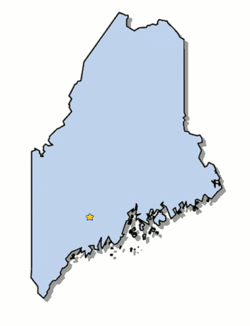 US State maine