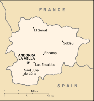 Country Andorra