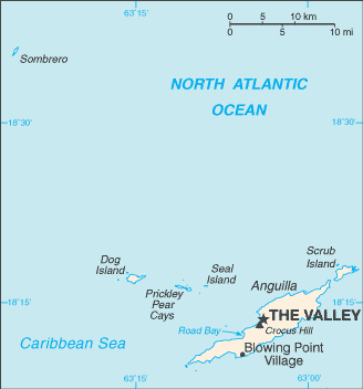 Country Anguilla