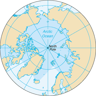 Country Artic Ocean