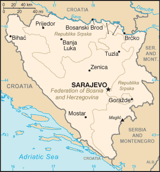 Country Bosnia and Herzegovina