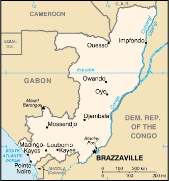 Country Congo Republic of the