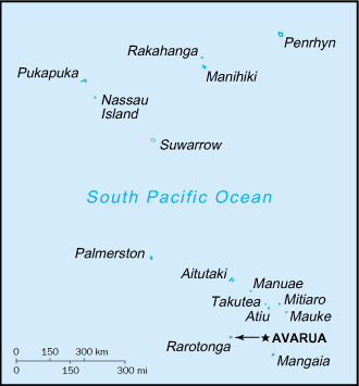 Country Cook Islands