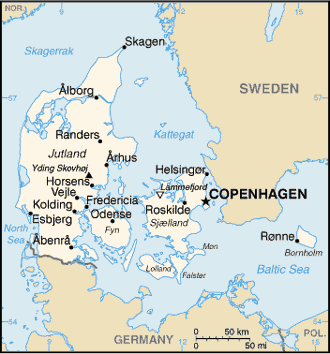 Country Denmark