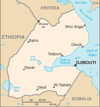 Country Djibouti