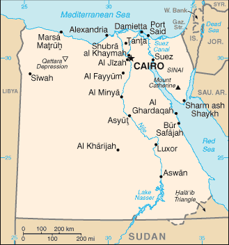 Country Egypt