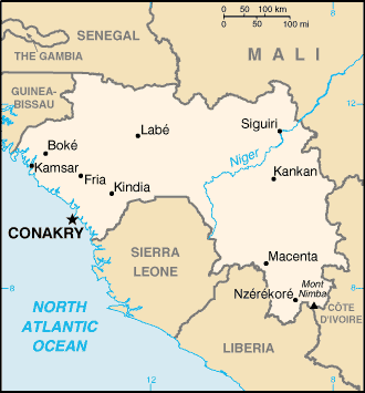 Country Guinea