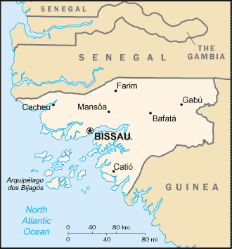 Country Guinea Bissau