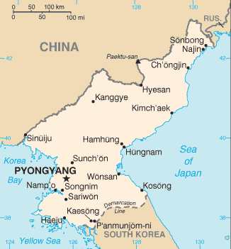 Country Korea North