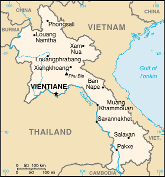 Country Laos