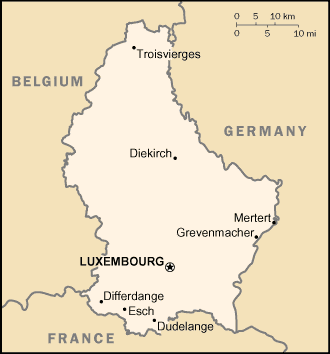 Country Luxembourg