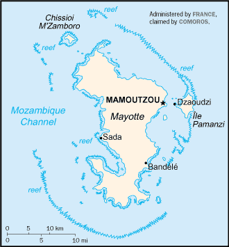 Country Mayotte
