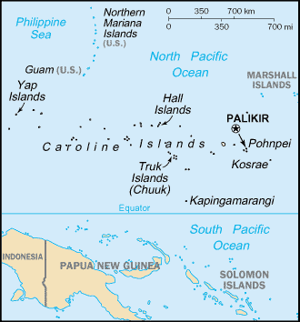 Country Micronesia Federated States of