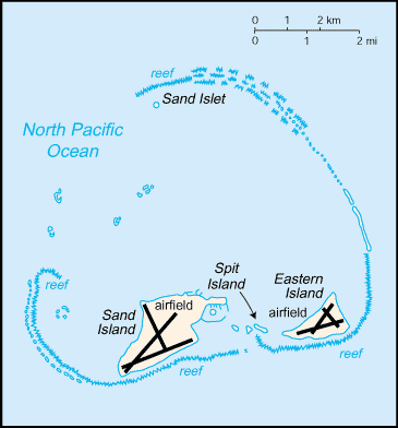 Country Midway Islands