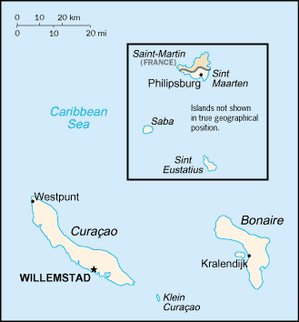 Country Netherlands Antilles