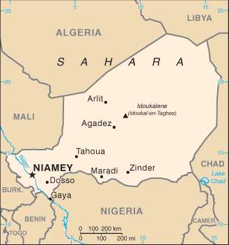 Country Niger