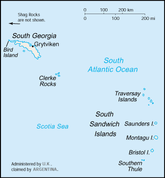 Country South Georgia and the South Sandwich Islands