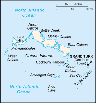 Country Turks and Caicos Islands