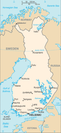 Country Finland