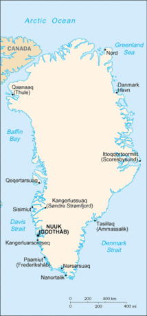 Country Greenland
