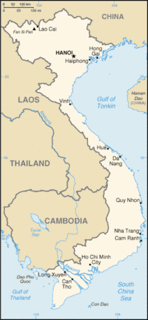 Country Vietnam
