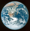 Earth Globe Earth from Apollo 17 clip art