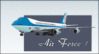 Air Force One clip art
